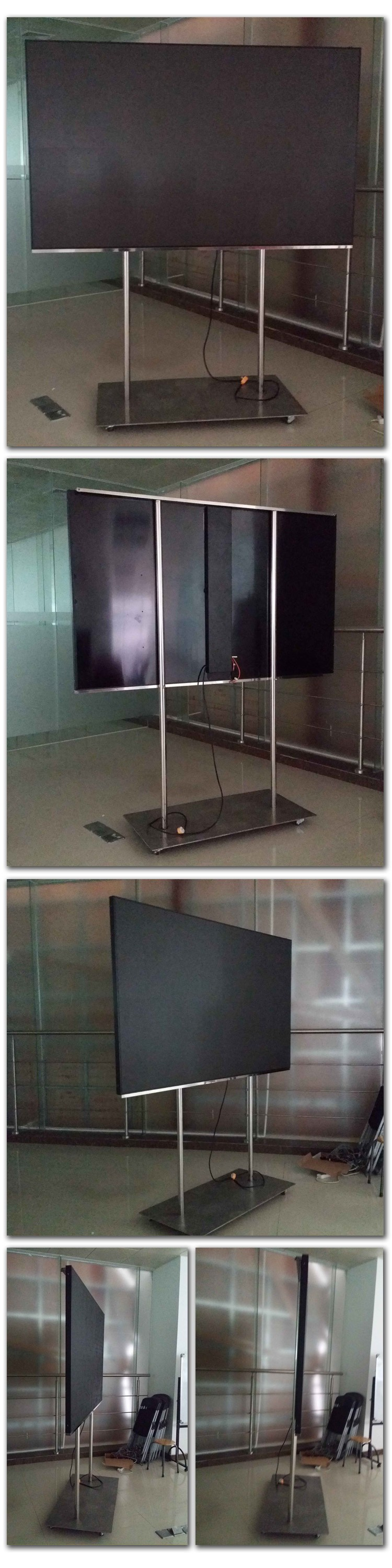 High Quality Custom 3g Android Floor Standing Led Advertising ...