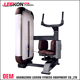 Leekon gym factory manufacture 101*103*146cm rotary torso rotation machine