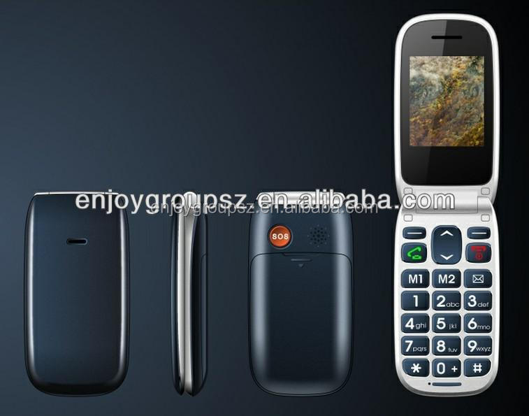2.2'' good shape pear phone price senior phone W72