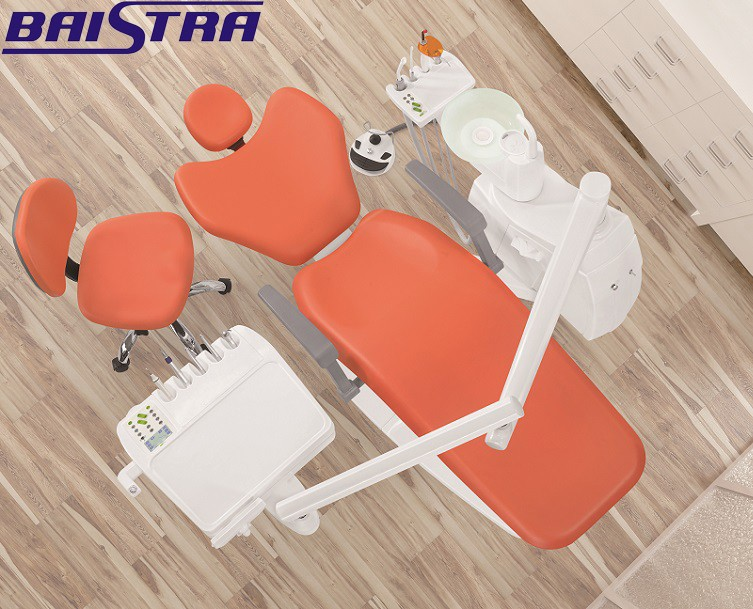 CE and ISO certified dental chair unit price