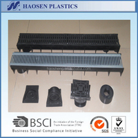 Rainwater Harvest System Drainage channels
