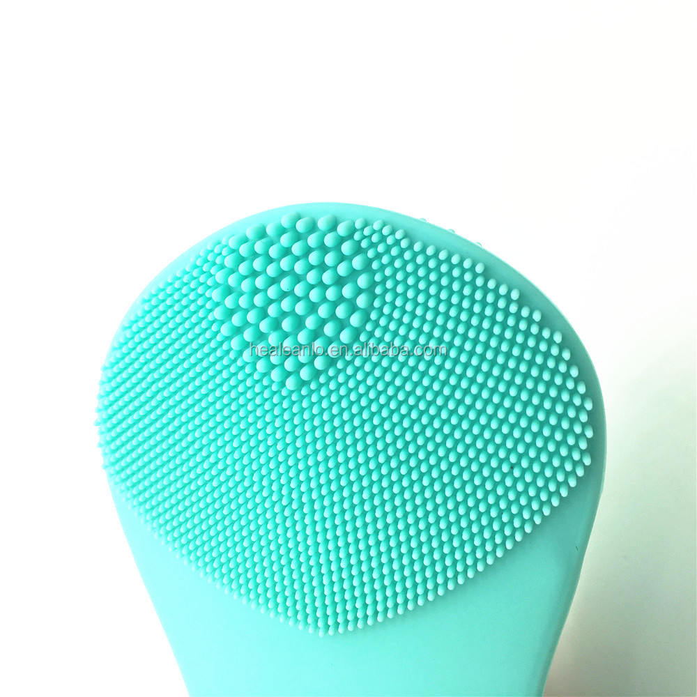 Healeanlo Hot Sell New Electric Best Sonic Cleansing Brush