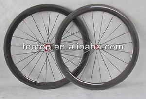 Carbon Road Wheel with 50C CARBON HUB WHEELS POWERWARY R36
