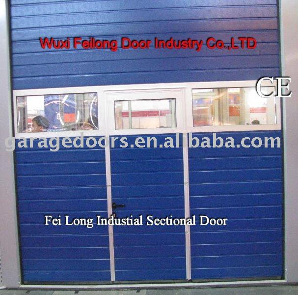 Industrial Door --- Sectional Overhead or High Lifting