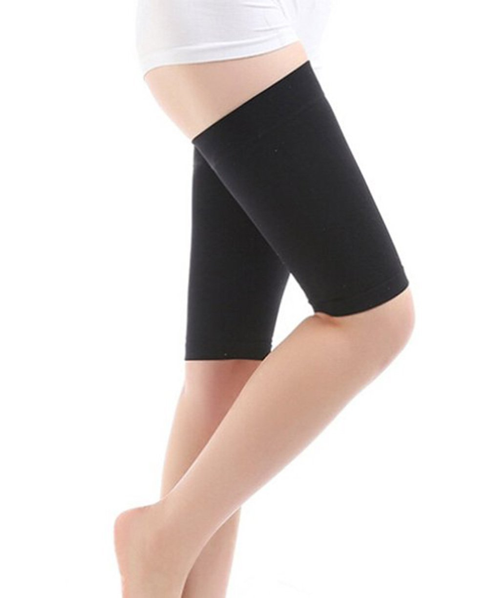 26d38ec32e Get Quotations · Eforstore Elastic Stretch Women Thigh Leg Slimming Shaper  Wrap Belt Weight Loss Fat Body Calorie Off