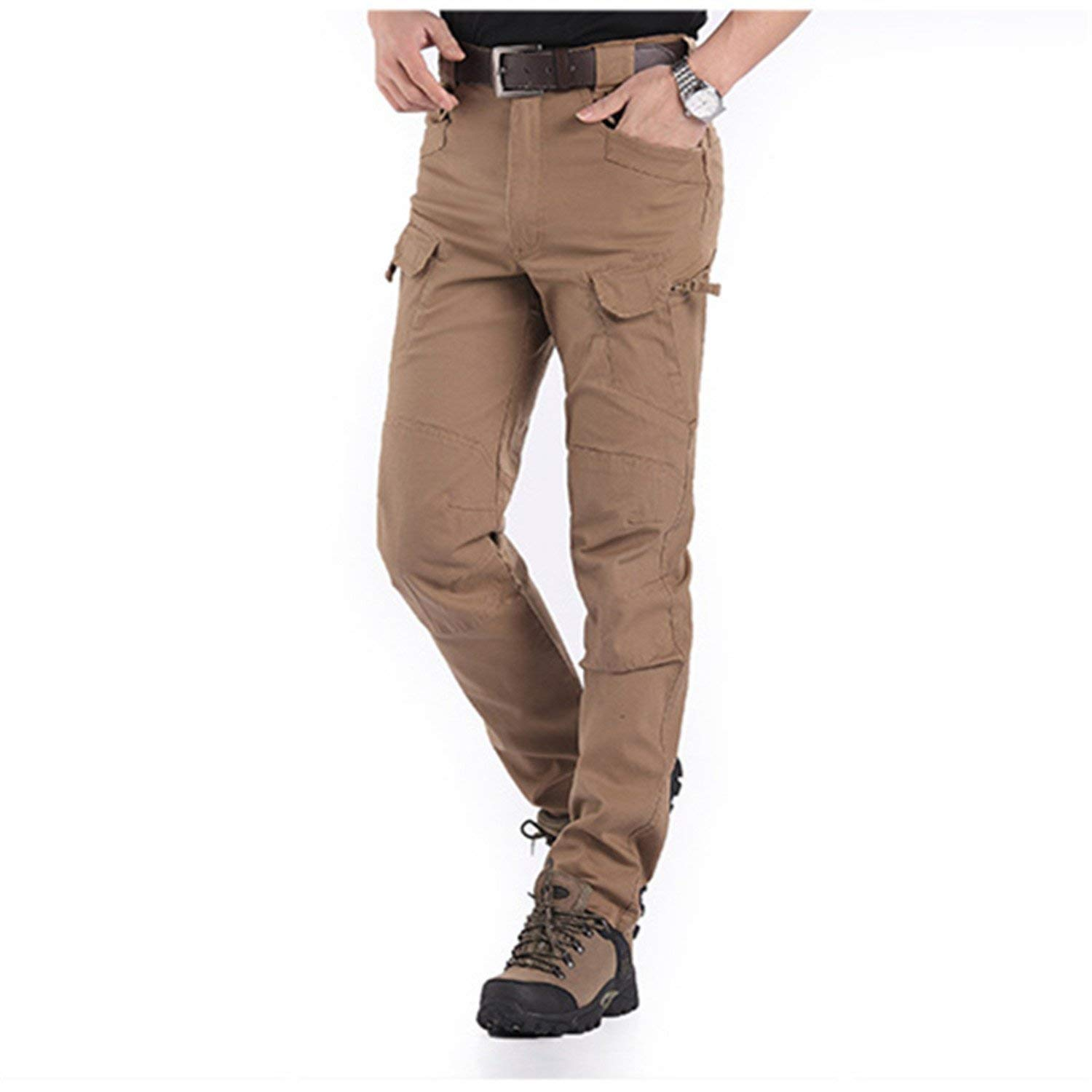 Jeff Tribble Tactical Clothing Men Cargo Pants Military Trousers Spring Summer Casual Army Pants