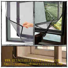 Factory price DIY magnetic insect window screen
