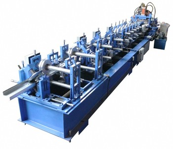 Lipped C Channel Roll Forming Machine
