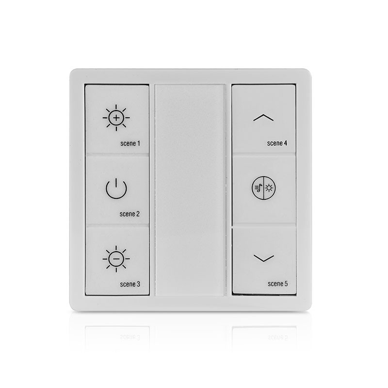 Abs Plastic Injection Light Smart Zigbee Wall Switch Mould For Smart ...
