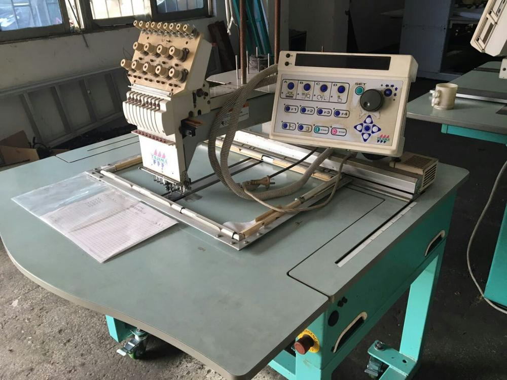 Tajima Embroidery Machines Japan - Buy Used Tajima ...