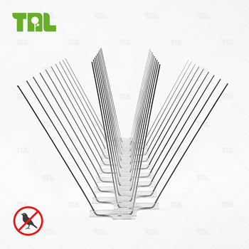 building protection tool for bird proofing anti pigeon bird barrier bird spike tlbs0501 buy. Black Bedroom Furniture Sets. Home Design Ideas