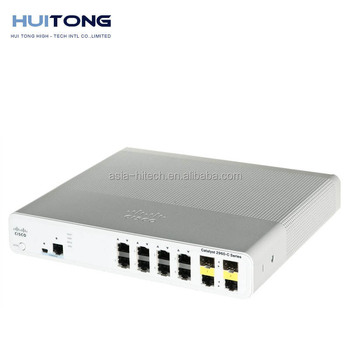 8 Port Switch Cisco Catalyst 2960 Sfp Switch Ws-c2960c-8tc-l - Buy  Ws-c2960c-8tc-l,Cisco Sfp Switch,8 Port Switch Product on Alibaba com