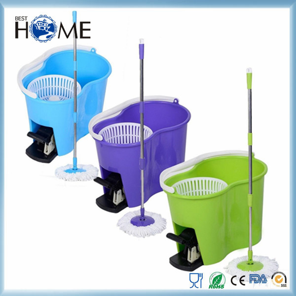 DOUBLE SIDES FLEXIBLE MOP WET AND DRY USE HAIR CLEANER MULTI-FUNCTIONAL FLOOR MOP FLAT MOP