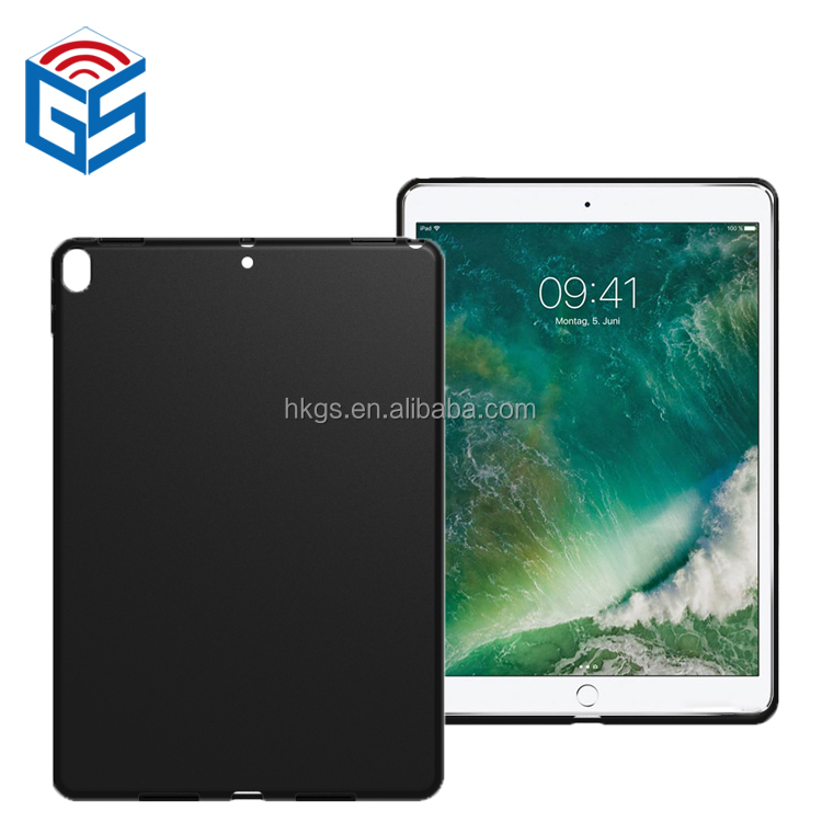 Matte Pudding TPU Covers For <strong>Ipad</strong> Pro 10.5 Soft Case