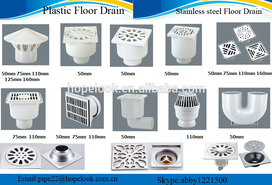 75mm Plastic Drains Roof Floor Drain Grate Buy Floor