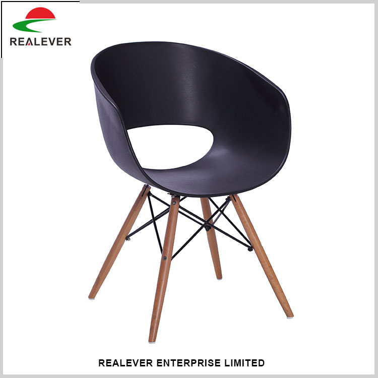 Black Wooden Base Ron Arad Tom Vac Leisure Chair armchairs living room furniture outlet dining chairs