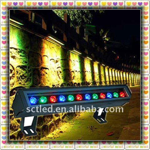 2012 popular 18w led wall washer(18W/24W/36W)