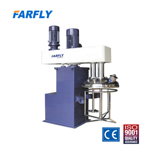 China Farfly FDL double shaft agitator mixer for high voscosity car putty