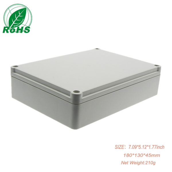 new plastic abs China electrical pvc junction boxes