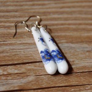 Unique Ethic Style Water Drop Earrings Hot Sale African Jewelry