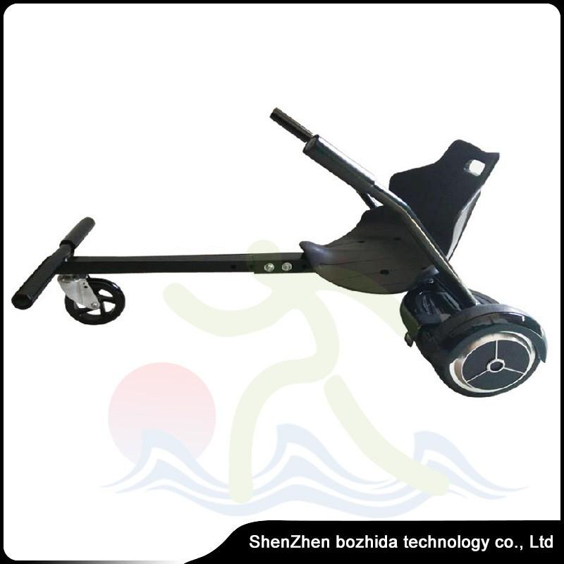 enfants poign e go kart hoverboard support p dale kart pour deux roues lectrique scooter. Black Bedroom Furniture Sets. Home Design Ideas