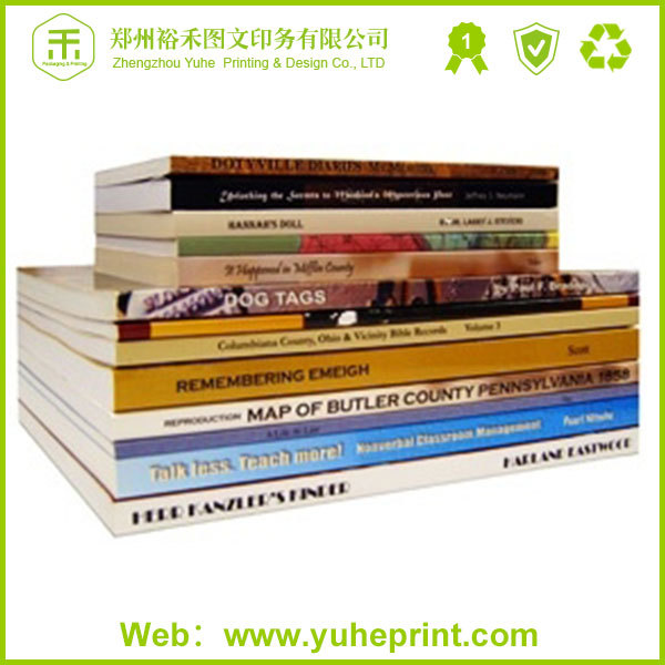 Beautiful wedding customized cheap printing from China factory for guest book