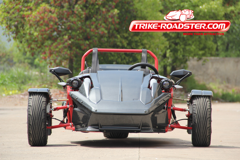 3 Wheel Trike Used Accident Cars For Ztr Roadster 250cc