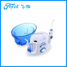 ultra compact design cordless travel Oral Irrigator no battery