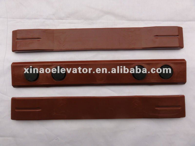 China supplier elevator parts lift goods elevator gibs