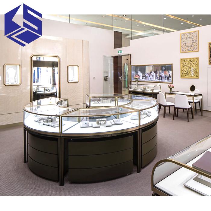 Luxury Modern Jewelry Shop Interior Design, Luxury Modern Jewelry ...