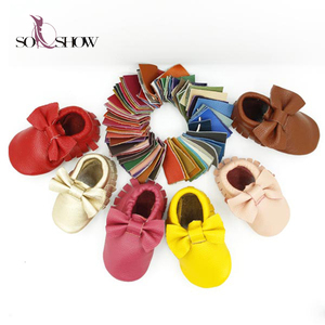 New moccasin designer kids shoes manufacturers china