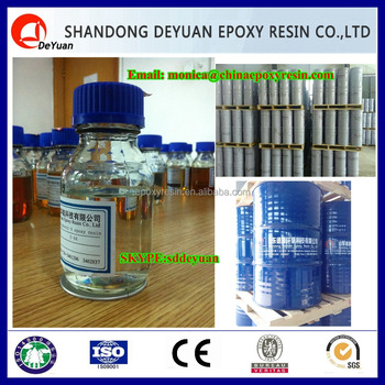 Bisphenol A Resin Epoxy Clear DY-128 epoxy resin