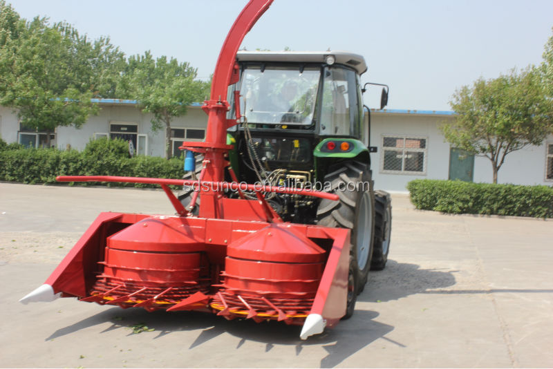 Corn Silage Harvester Forage Harvester Powered By Tractor,Harvesting  Machine - Buy Silage Corn Combine Harvester,Corn Harvester,Small Corn  Harvester