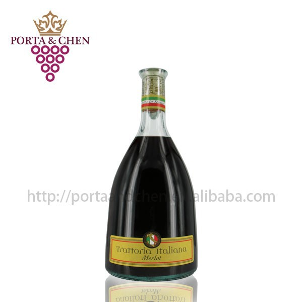 Italy good red wine - Merlot Varietale Italiano