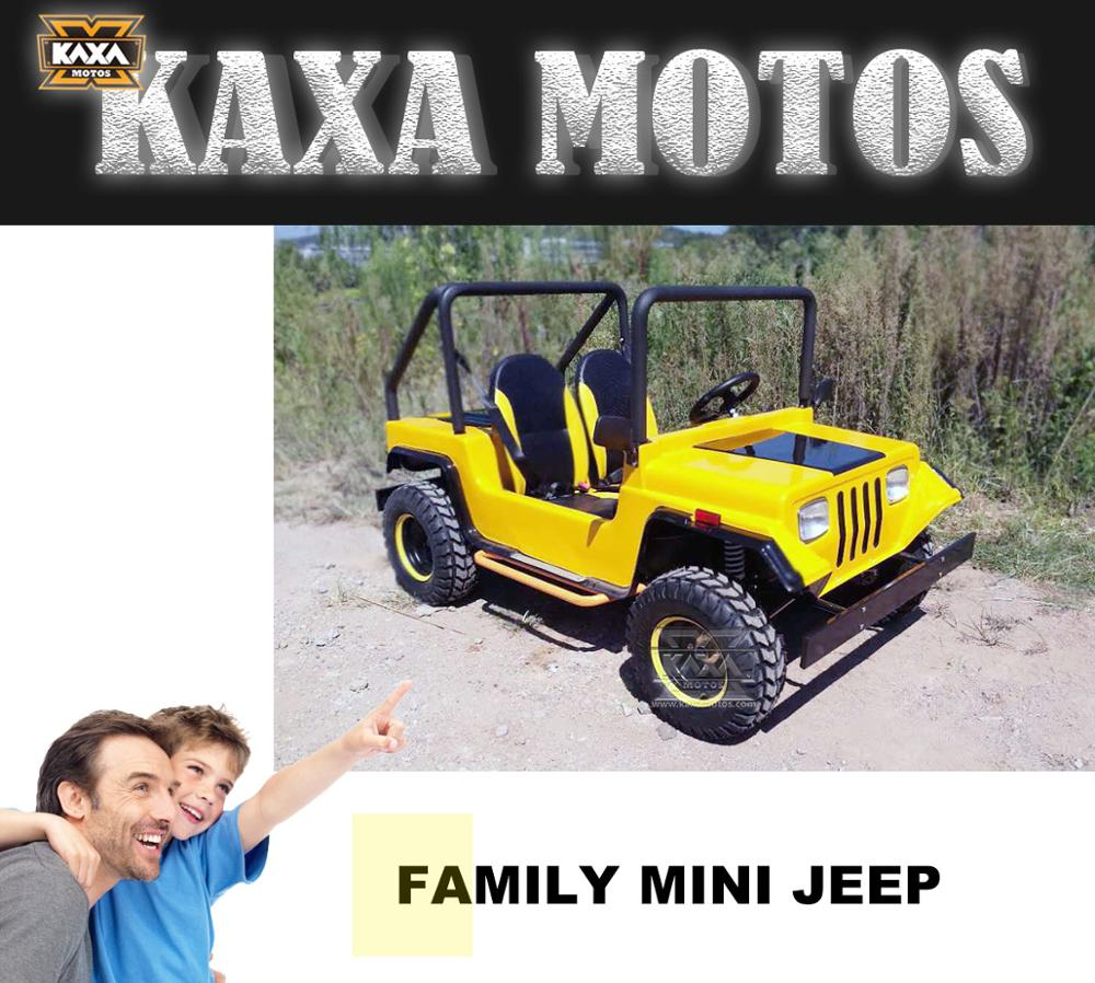 Family 125cc Mini Jeep Go Kart