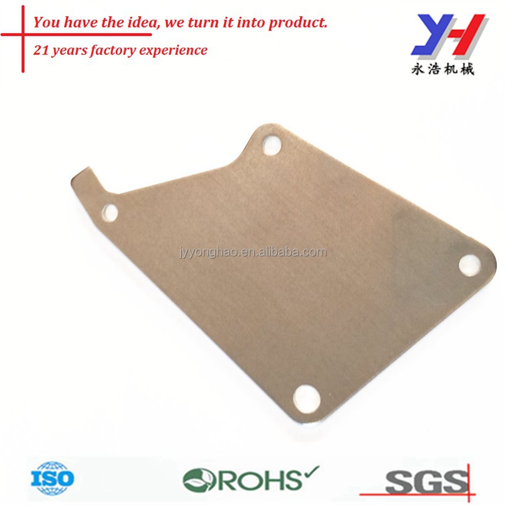 Custom Sheet Metal Fabrication Factory OEM Aluminum Sheet Stamping Work