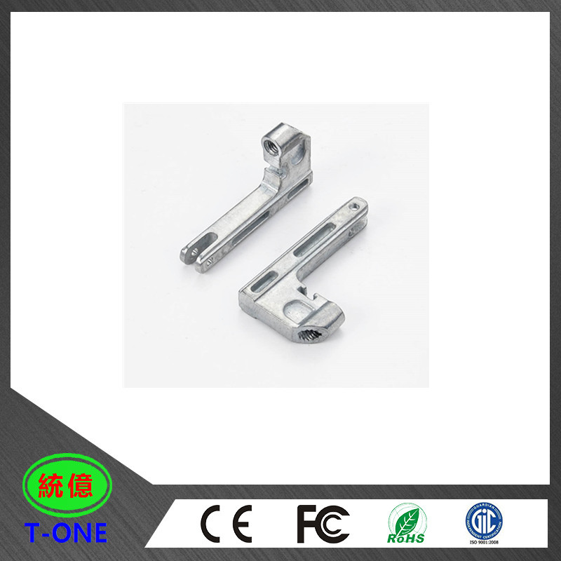 CNC Customized Moulding Drawing Design aluminum die casting with machining service