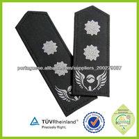 design national shoulder board black security guard uniforms