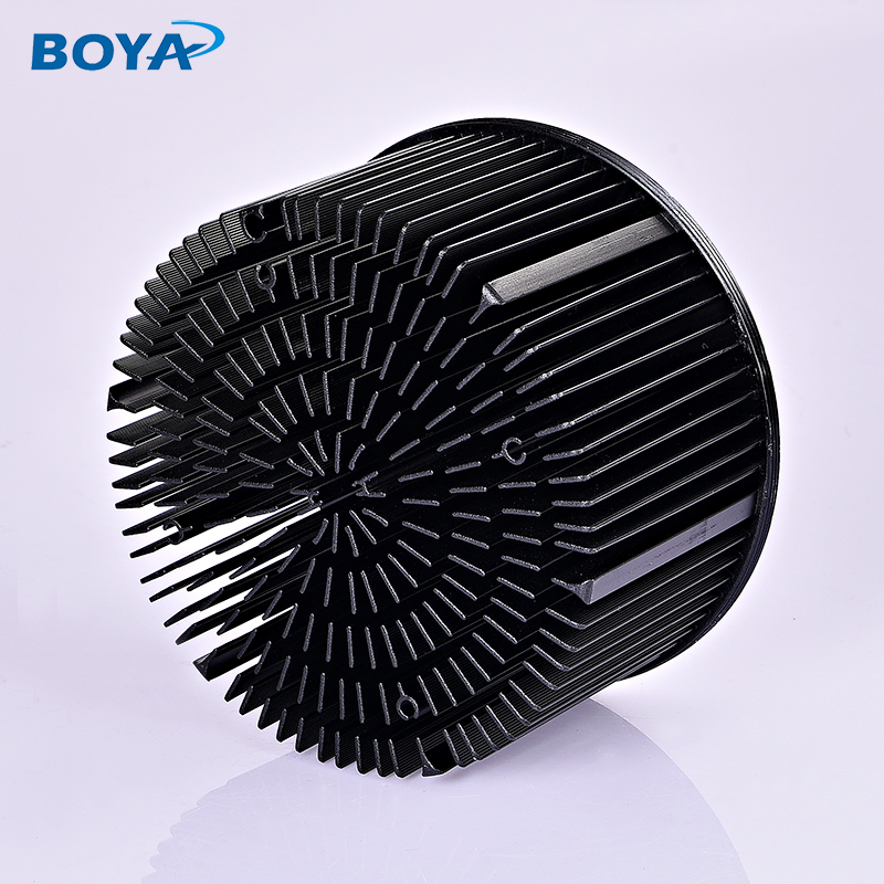 YL15680 High Power High Quality 60-70W Led <strong>Aluminum</strong> 160mm Heatsink