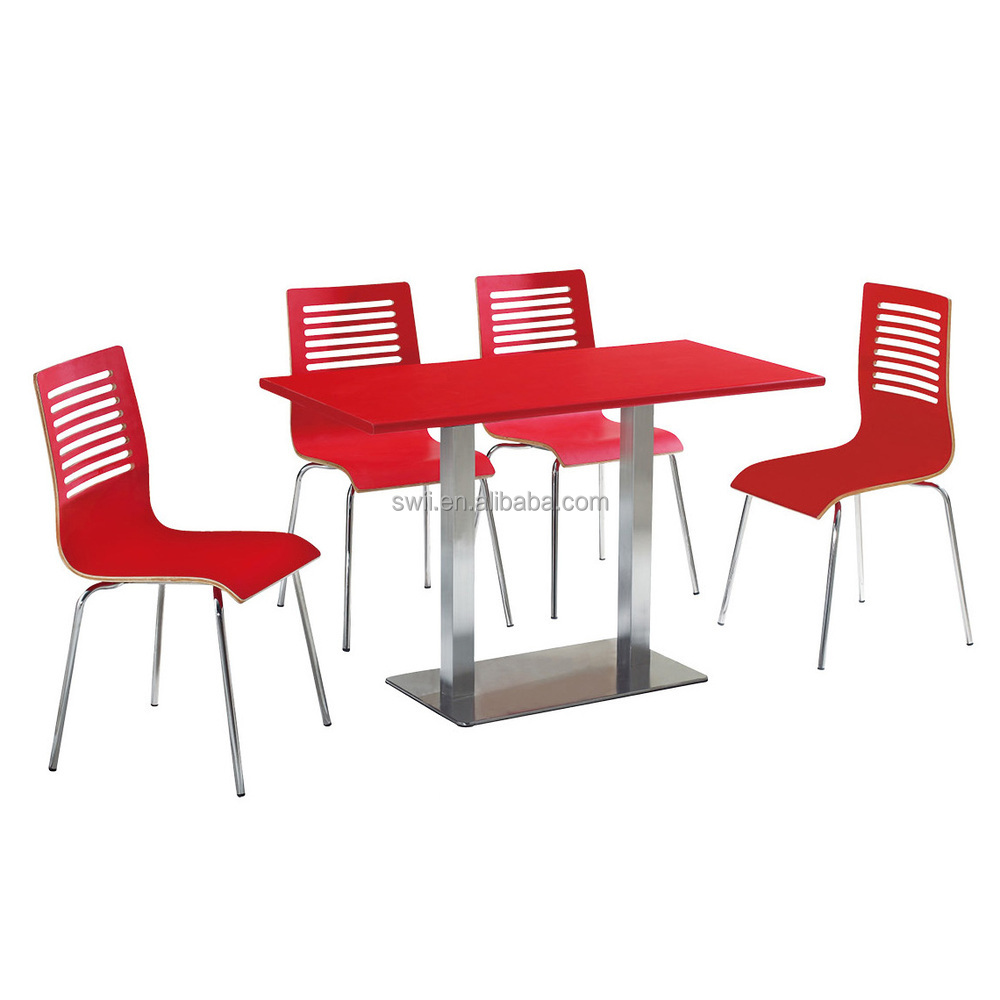 Fast food dining table and chair philippines