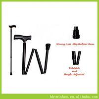 adjustable walking stick for old people ,BHT001 blind walking stick