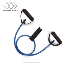 Guangdong new workout fitness crossfit equipment product elastic stretch exercise flexibility resistance bands for legs