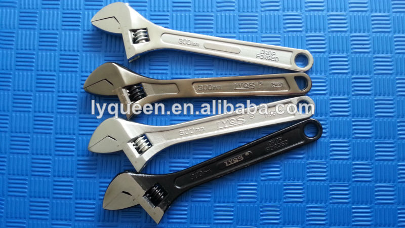 Car tools adjustable wrench types of wrenches names Linyi adjustable wrench. Car Tools Adjustable Wrench Types Of Wrenches Names Linyi