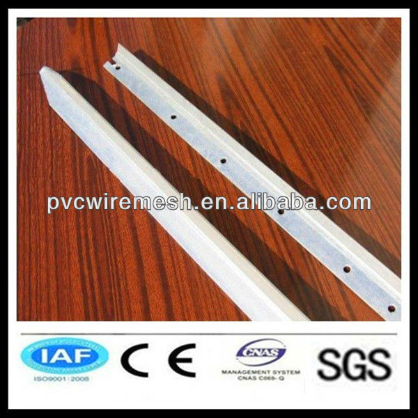 T Shaped Fence Post/l shape steel fence post