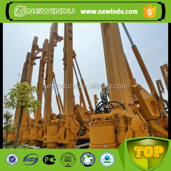 China rotary drilling rig XR360 machine for sale