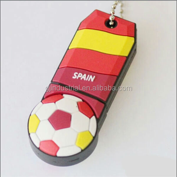 2014 newest world cup promotional usb flash drive china