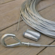 Stainless steel Outdoor Light Guide Wire