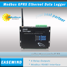 GSN8-MS 4 Relay Outputs Data Logger GPRS SMS remote control relay