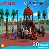 Used kids outdoor playground equipment, play ground for preschool kids