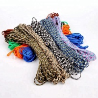 Customized 8 strands solid braided polyester rope with high quality